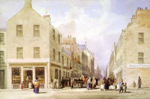 Stevenson St in 1847 - Click for larger version